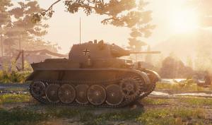Matchmaking-Welt der Panzer
